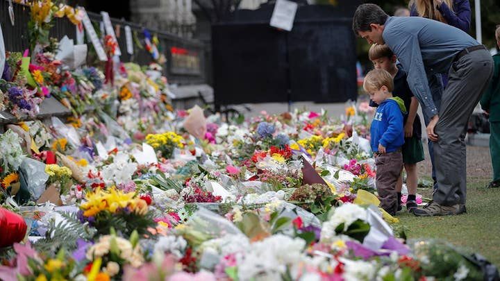 New Zealand mourns fifty killed in Christchurch shooting