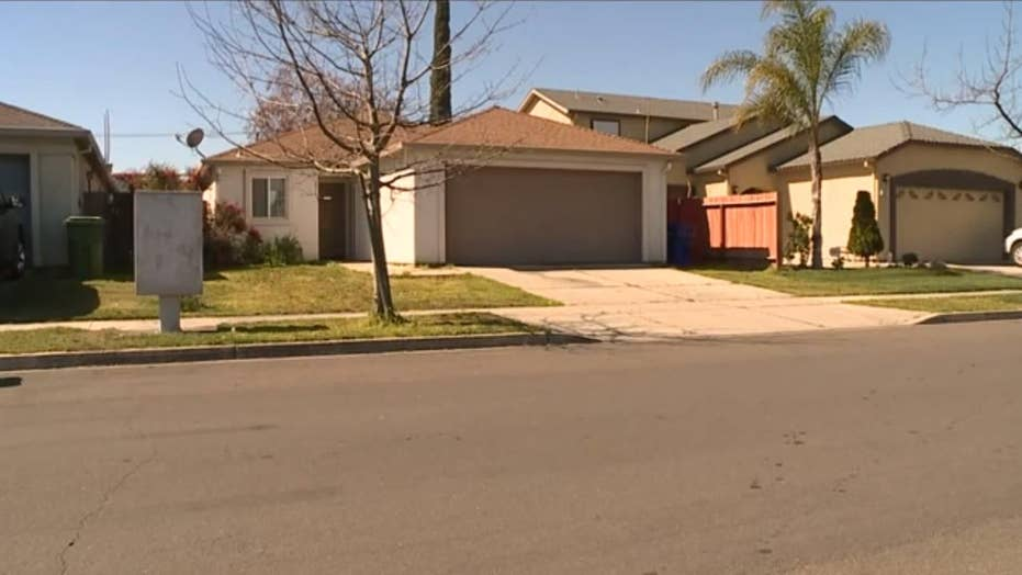 California homeowner beats alleged intruder with baseball bat