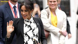 Meghan Markle's star-studded baby shower was 'a bit over the top,' says Queen Elizabeth's former spokesman