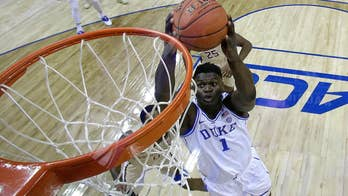 NCAA men's basketball tournament features highly touted NBA Draft prospects