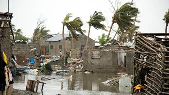 Mozambique president fears massive death toll from Cyclone Idai