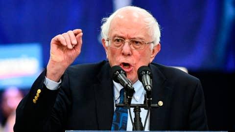 Sanders calls Democratic socialism a 'vibrant democracy'