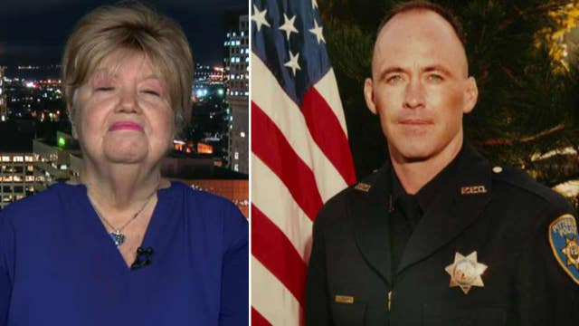 'He betrayed us': Mother of slain California police officer blasts Gov. Newsom for suspending executions