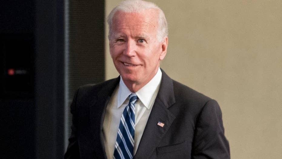 Joe Biden almost announces 2020 presidential run