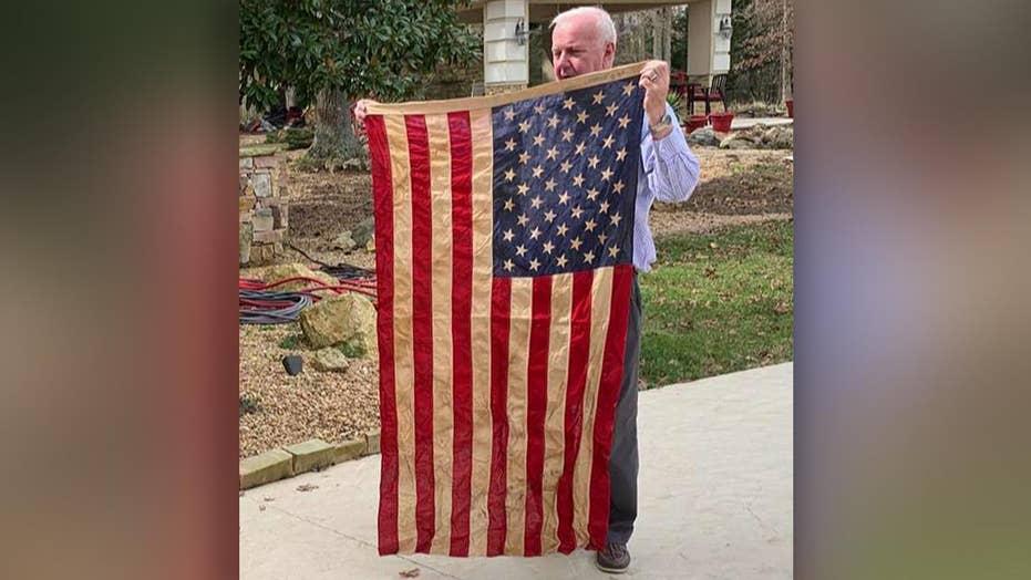 Vietnam vet wins HOA's approval to fly American flag, resolving long