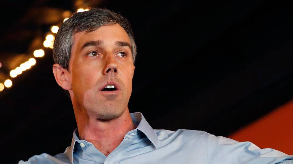 Beto O'Rourke says he raised $6.1 million in first 24 hours after announcing White House run