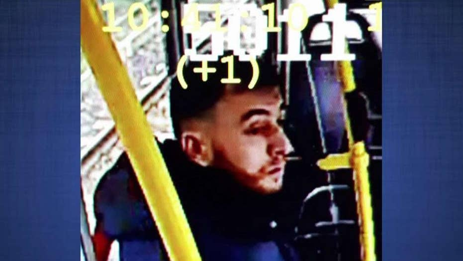 Dutch police search for Turkish-born man linked to deadly tram shooting in Utrecht