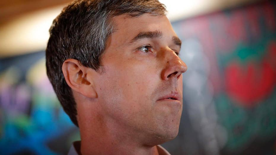 What do Democrats see in Beto O'Rourke?