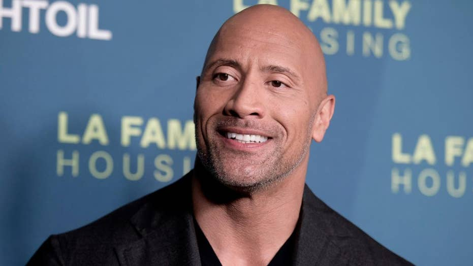 Dwayne 'The Rock' Johnson calls Army tank named after him 'sexy,' sparks backlash