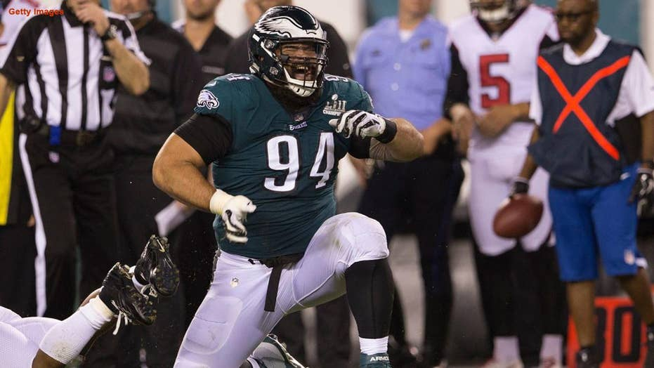 Defensive lineman Haloti Ngata announces retirement from the NFL at the top of Mount Kilimanjaro