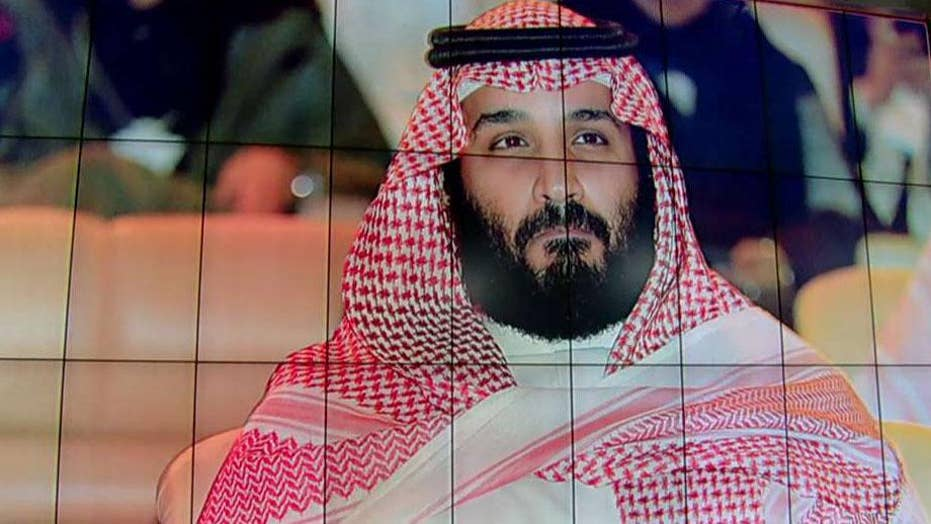 Saudi Crown Prince Mohammed bin Salman reportedly authorized secret campaign aimed at silencing opposition