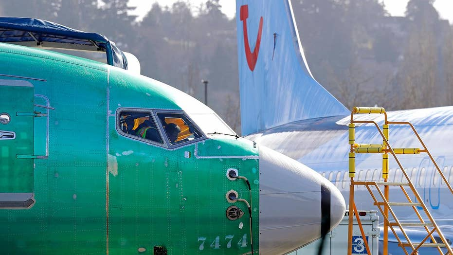 FAA vetting process for Boeing 737 Max jetliners under scrutiny by DOT