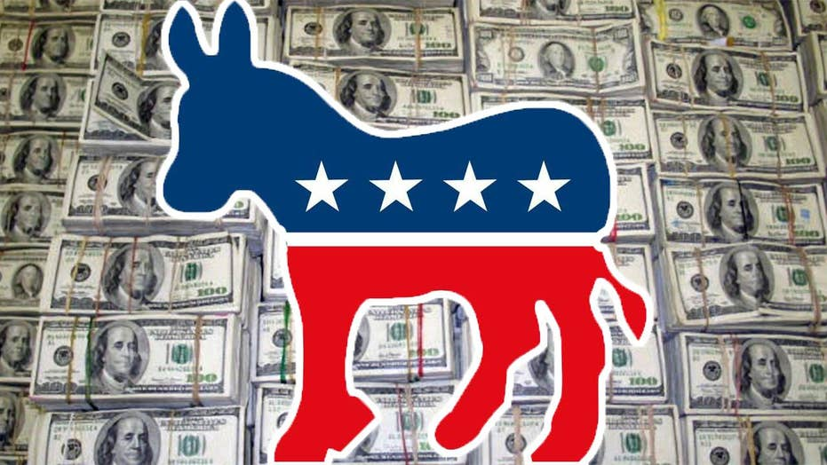 New focus on campaign funds as Democratic 2020 candidates battle it out