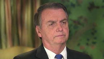 Brazil's Bolsonaro talks controversial tweet, mysterious killing in Fox News exclusive
