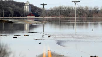 Midwest braces for more flooding as millions remain in jeopardy