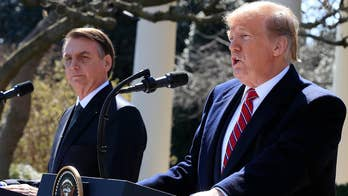 President Trump holds joint news conference with Brazilian President Bolsonaro