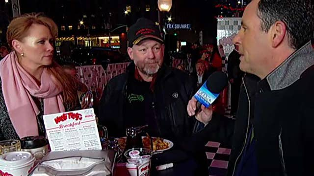 Breakfast with 'Friends': Dining on Fox Square