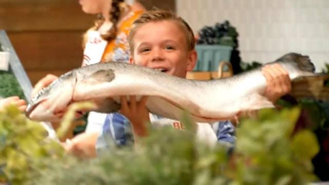 Kids rules the kitchen on 'MasterChef Junior'