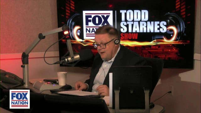 Todd Starnes and Marc Lotter