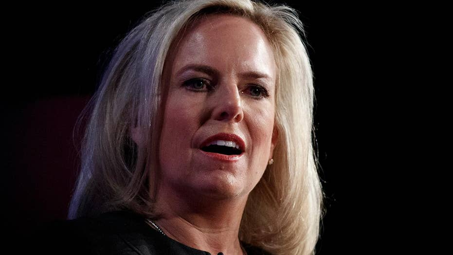 DHS Secretary Nielsen calls out Congress for not doing enough about the border crisis