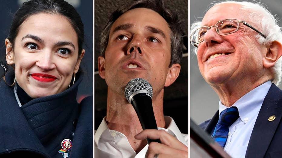 Ocasio-Cortez, Beto, Bernie push unrealistically expensive socialist proposals