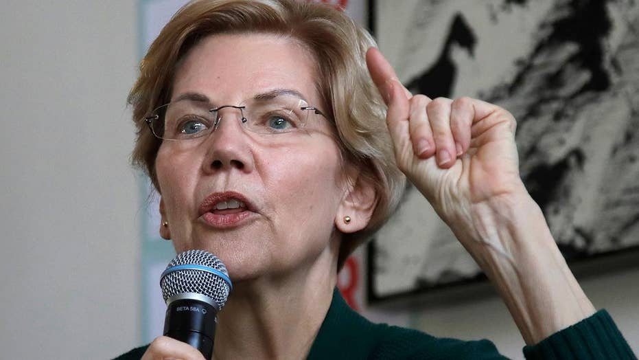 Elizabeth Warren wants to change the Constitution, end the Electoral College