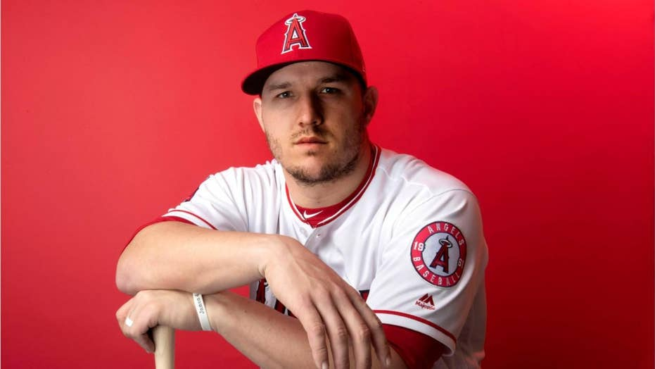 Mike Trout, Los Angeles Angels reach $430M contract extension: report