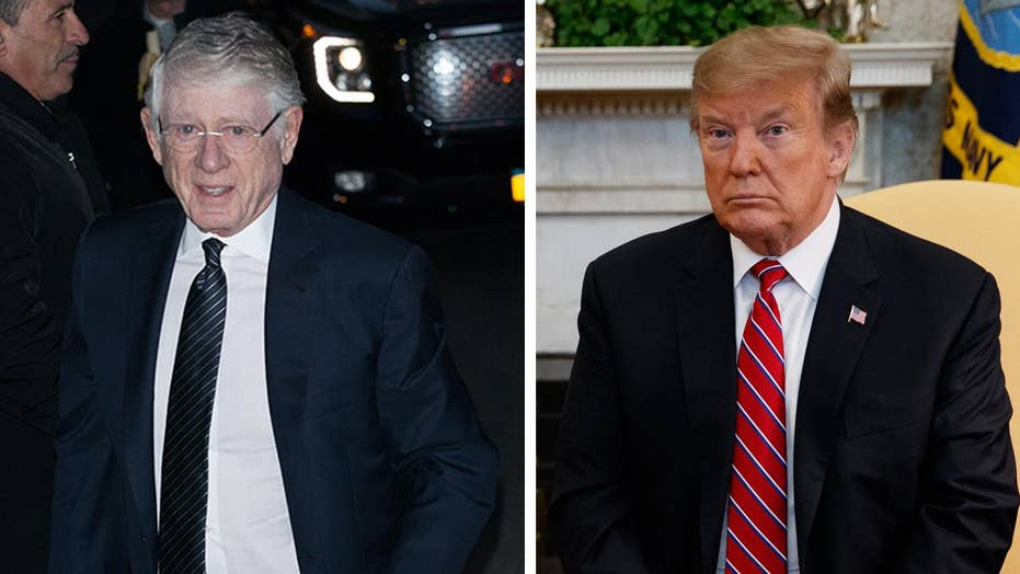 Ted Koppel: New York Times, Washington Post 'decided' that Trump is bad for United States
