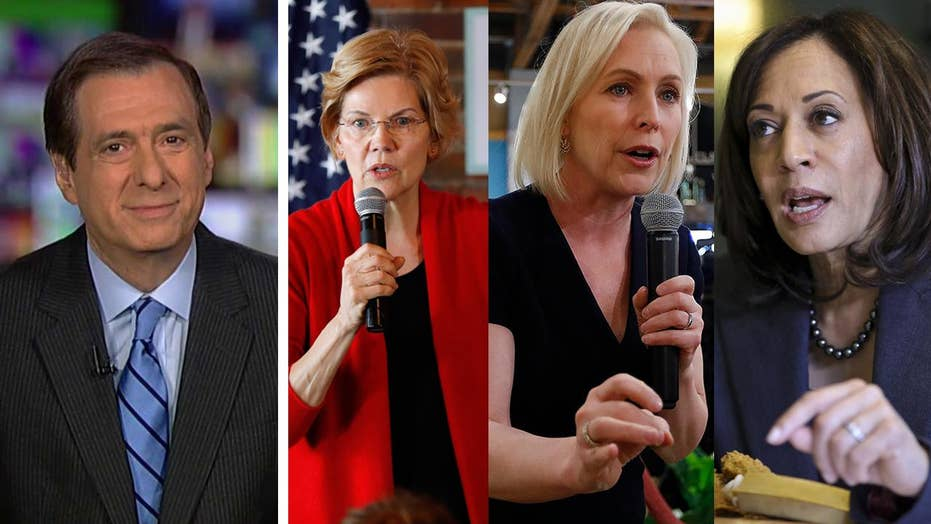 Howard Kurtz: 2020 contenders make partisan push in guise of process reforms