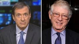 Ted Koppel says 'the Establishment press is out to get' Trump