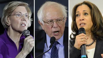 2020 Democratic candidates eye California