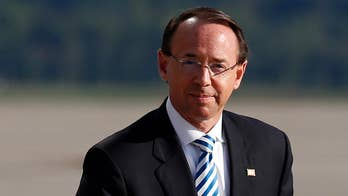 Rosenstein quotes Mueller in commencement address: 'You may find yourself standing alone'