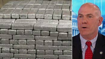 Former DEA special agent in charge warns meth is flooding into the US