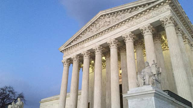 GOP introduces constitutional amendment to stop Democrats from expanding Supreme Court