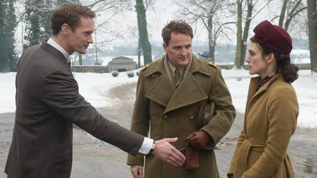 Passions run high in 'The Aftermath,' a love triangle set in postwar Germany