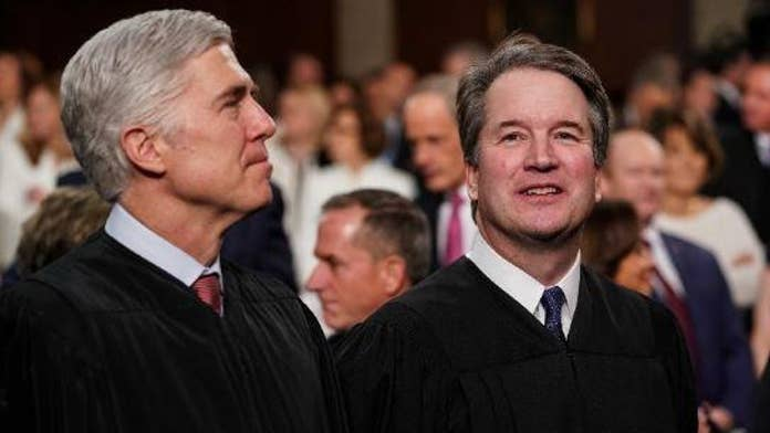 Supreme Court throws out murder conviction of black inmate as Kavanaugh, Gorsuch split again