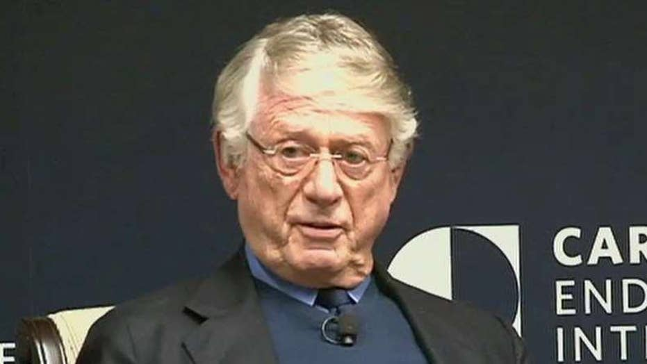 Journalist Ted Koppel calls out media bias against Trump