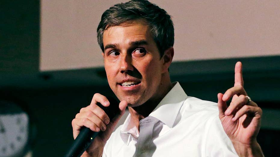 Beto O'Rourke says he could take Texas in a general election