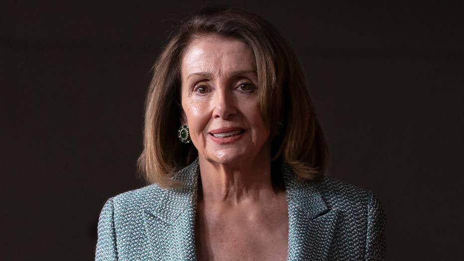 Speaker Nancy Pelosi tells The Washington Post it's not worth it to try and impeach President Trump