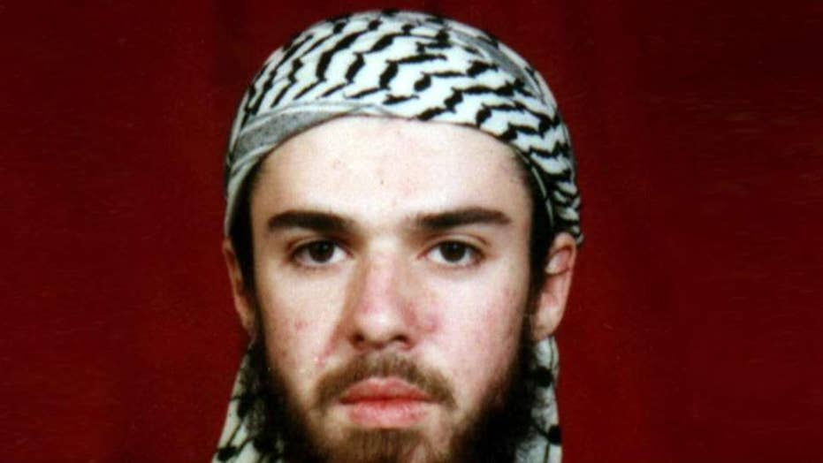 American ex-Taliban fighter set to be released from prison hasn't denounced Islamism