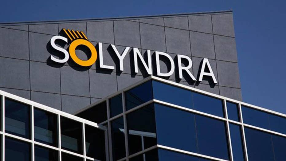 How the Solyndra solar company burned through half a billion taxpayer dollars