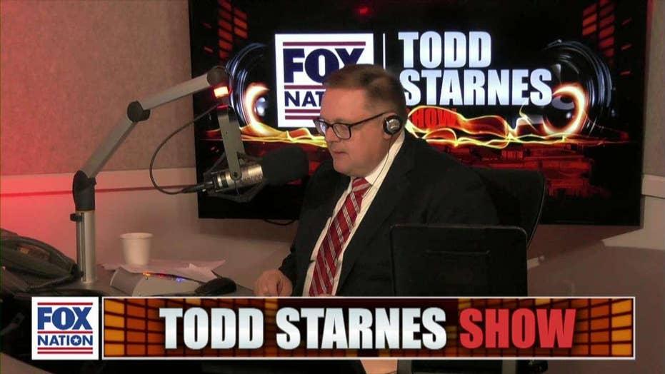 Todd Starnes and Boris Kizenko