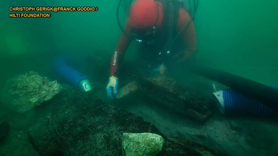 Nile shipwreck from 500 BC helps solve ancient puzzle