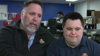 World Down Syndrome Day: Behind the scenes at John's Crazy Socks
