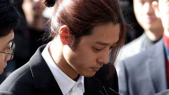 K-pop singer arrested over allegations that he illegally shared sexually explicit videos of women