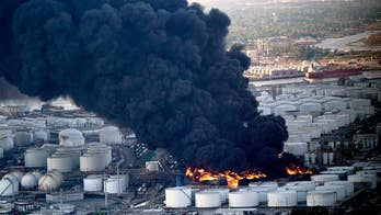 High benzene levels in air after Texas chemical plant fire prompts shelter in place order