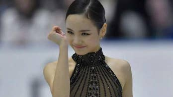 22-year-old figure skater Mariah Bell accused of intentionally slashing 16-year-old rival with skate