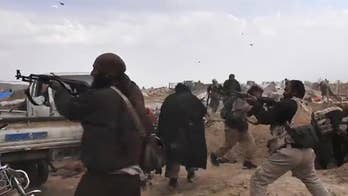 ISIS on the ropes: Sparse gunfire signals near-end of caliphate