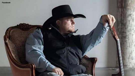 Country singer Justin Carter dies after a gun accidentally fires during a music video shoot