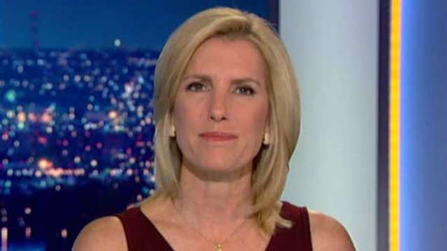 Ingraham: Foreign powers draft Uncle Joe thumbnail